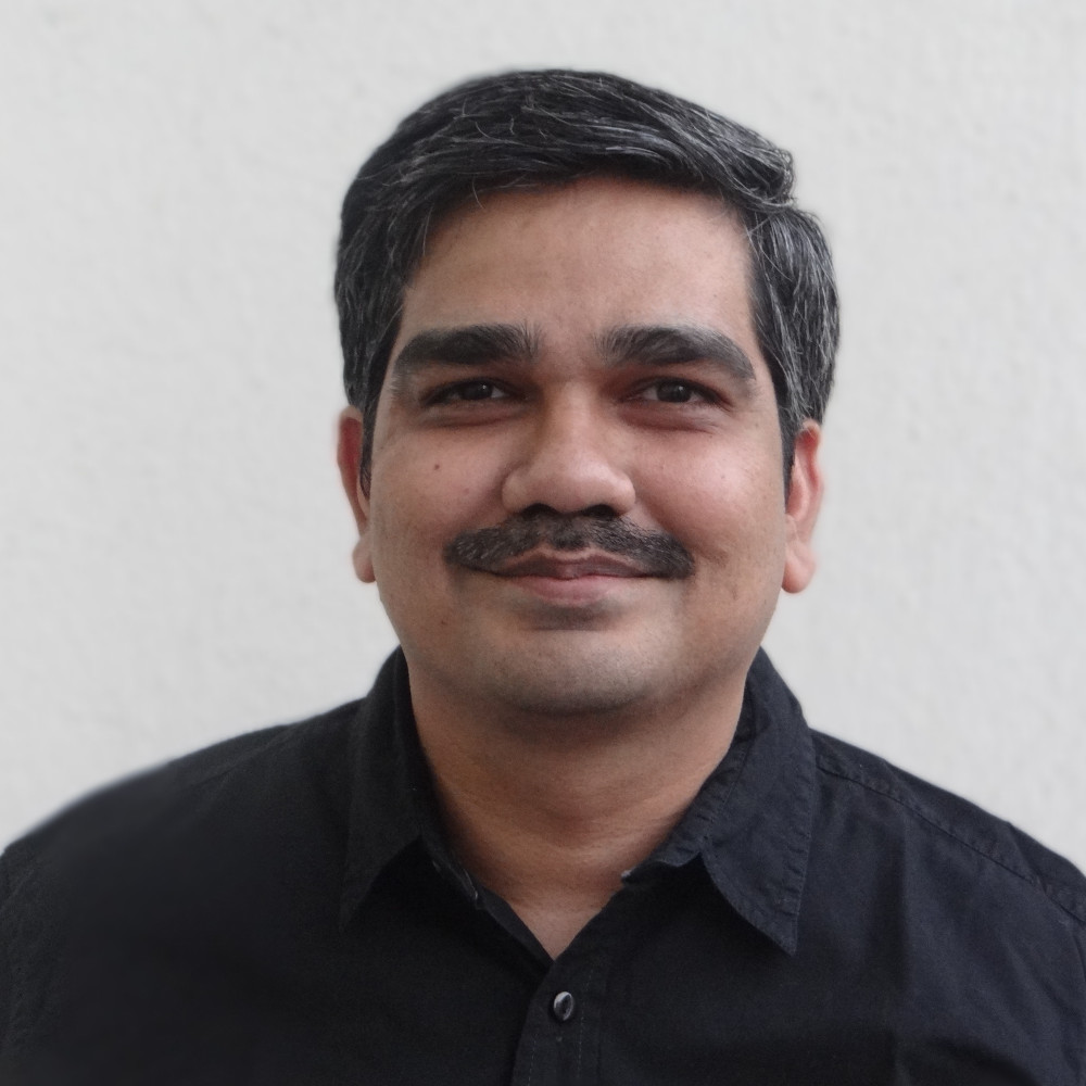 Blog Author - Sandip Jadhav