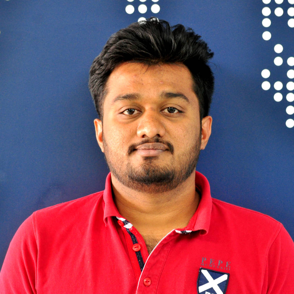 Webinar spekar - Chaitanya Rane