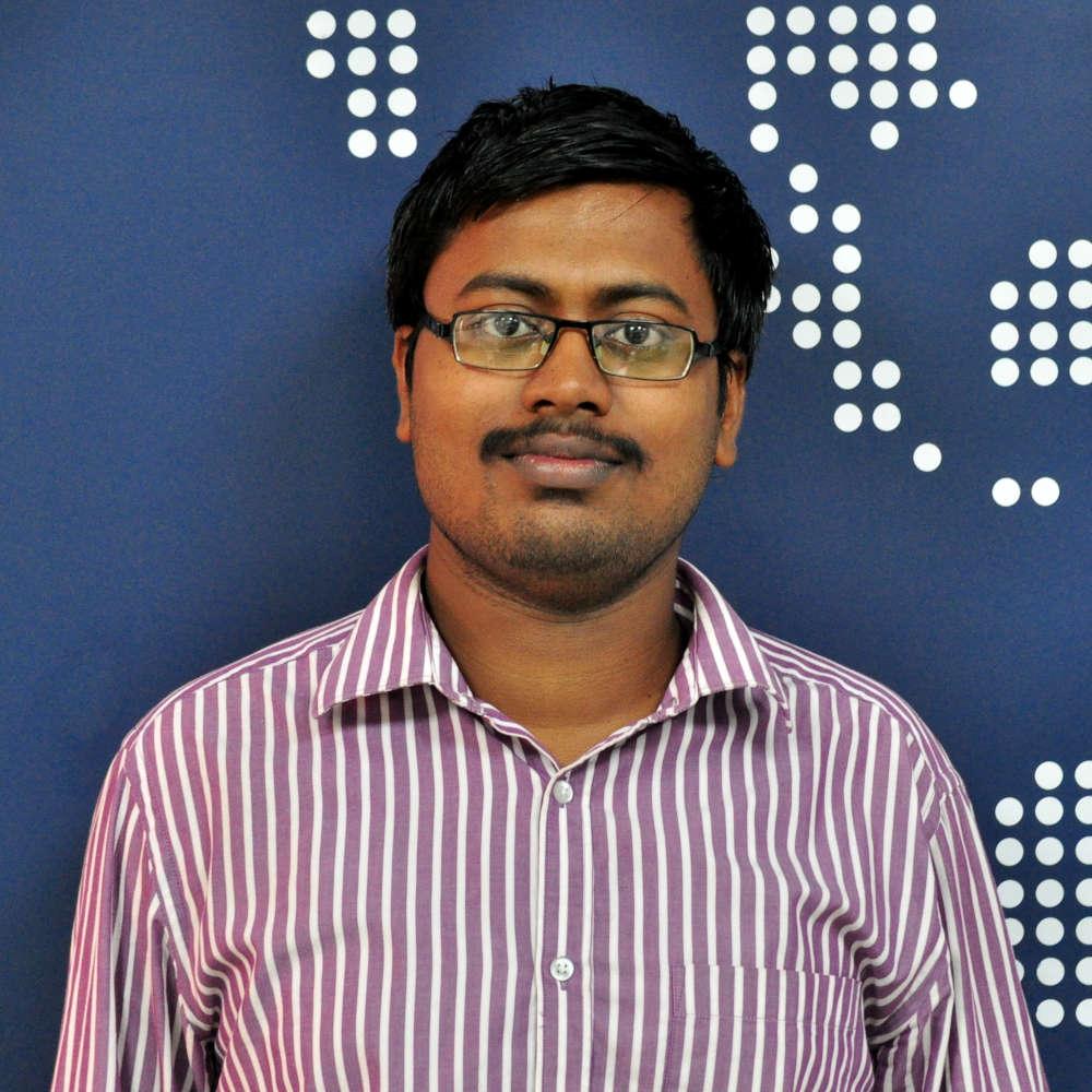 Blog Author - Prathamesh Badadal