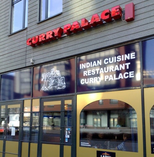 Indian cuisine restaurant