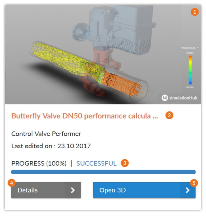 Getting Started with Control Valve Performer - Characteristic
