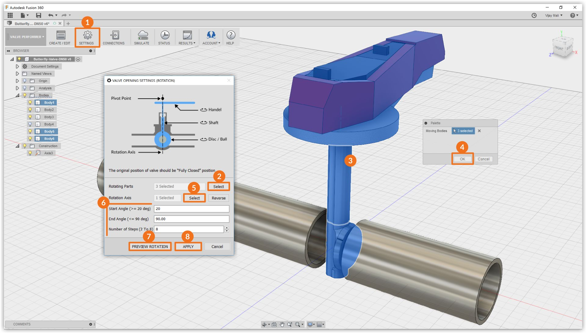 Getting Started with Autodesk Fusion 360 Plugin for Control